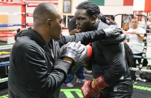Bermane Stiverne et Don House