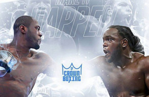 Bermane Stiverne vs Deontay Wilder