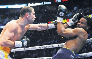Lucian Bute vs William Joppy