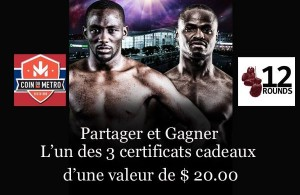 Terence Crawford VS Dierry Jean