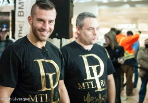 David Lemieux Marc Ramsay