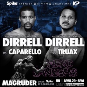 Andre et Anthony Dirrell