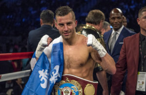 David Lemieux champion NABO