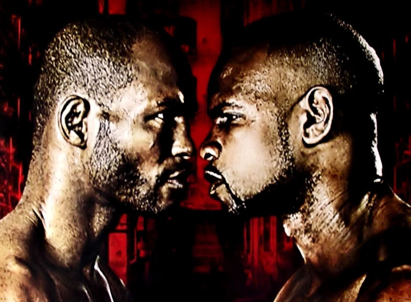 Bernard Hopkins VS Roy Jones Jr