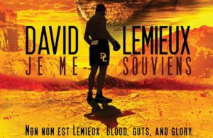 David Lemieux 22 octobre
