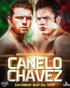 Canelo-Chavez poster