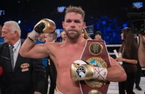 Billy Joe Saunders champion WBO