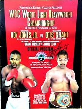 roy Jones Otis grant