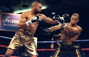 Roy Jones Jr VS Otis Grant